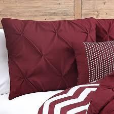 Maroon Comforter Avondale Manor Venice 7 Piece Reversible Comforter Set Free
