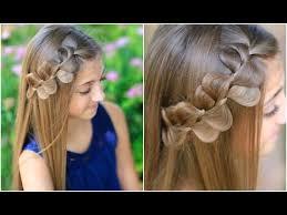 hairstylese com rick rack braid cute girls hairstyles youtube