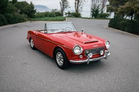 vintage datsun convertible a seller is auctioning this datsun 1500 for charity the drive