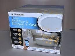 bath fan and speaker in one bathroom fan speaker home depot bathroom fan series ceiling bathroom