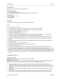 resume doc format best resume doc