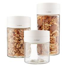 twist u0026 pour glass food storage containers the container store