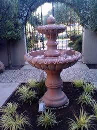 fountains for small backyards home outdoor decoration