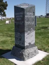 upright headstones headstones and monuments in lewiston idaho
