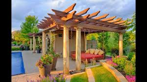50 pergolas creative ideas 2017 outdoor relaxing pergolas design