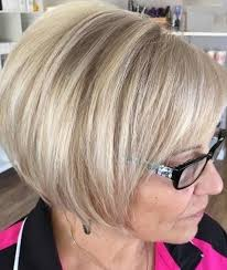 short hair styles for women over 50 with round faces 15 short hairstyles for women over 50
