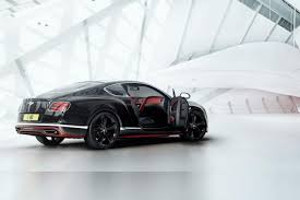 bentley turbo r slammed limited edition bentley continental gt black speed unveiled