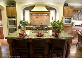 Kitchen Decorating Ideas For Countertops Kitchen Counter Decor Ideas Modern Countertops With Regard To