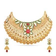 cheap gold necklace images Buy gold necklace online fine designed gold necklace online jpg