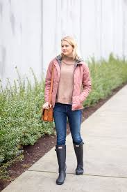 how to wear hunter boots in winter stylish rain boots nordstrom
