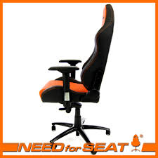 Office Chair Side View Maxnomic Computer Gaming Office Chair Dominator Needforseat Usa