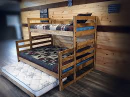 Bunk Bed Systems We Build Solid Wood Bunk Beds Bunkbed Shack