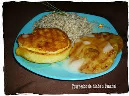 cuisiner pour une personne tournedos de dinde à l ananas tournedos de dinde tournedos et