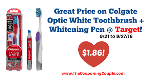black friday target magformers great price on colgate optic white toothbrush whitening pen