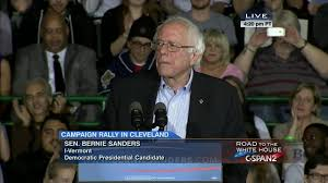 senator bernie sanders campaign rally cleveland nov 16 2015 c