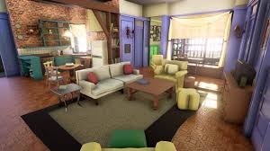 monicas apartment from friends in ue4 work in progress youtube