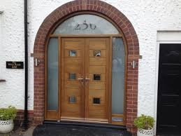 Contemporary Front Doors Contemporary Front Door And Timber Frame Solihull Traditional