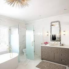 closet glass door frosted glass water closet enclosure design ideas