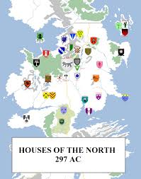 Map Westeros Geography Atlas Of Ice And Fire Page 2