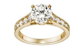 18 carat diamond ring ring beautiful gold solitaire ring show me your carat