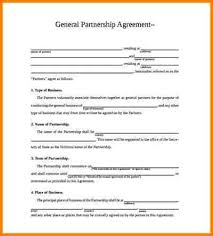 7 business partner contract template printable timesheets