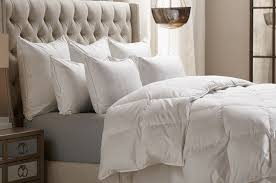 Featherbedding Linen Alley Guide To Down Comforters U0026 Pillows Dealsjh Com