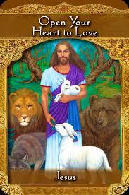 jesus archangel oracle guidance