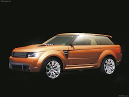 range rover concept land rover range stormer concept 2004 picture 8 of 27