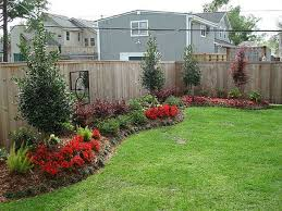 Landscaping Backyard Ideas Enchanting Simple Landscaping Ideas Collection For Wall Ideas