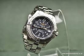 breitling steel bracelet images Breitling colt ocean watch with breitling stainless steel bracelet JPG