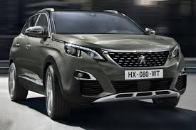 peugeot c less than a month after the new peugeot 3008 made its debut in
