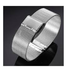 bracelet mesh images Watch mesh bracelet stainless steel 18 20 mm jpg