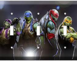 teenage mutant ninja turtles room decor interior u0026 lighting