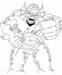 hulk coloring pictures coloring