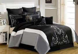 Grey Bedspread Bedding Set Grey Black Bedding Proto Gray Blue Comforter