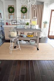 farmhouse kitchen island ideas farmhouse kitchen island cart