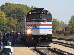 Amtrak Train Tracker Map by Amtrak U0027s 40th Annivesary Train In Jackson Mi
