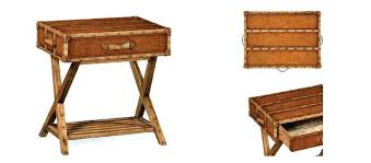trunk style side table trunk bedside table wood trunk side table tree stump side table tree