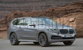 bmw future luxury concept bmw x7 suv planned might be based on the vision future luxury