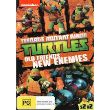 teenage mutant ninja turtles old friends new enemies season 2