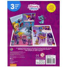 shimmer and shine my busy books bms wholesale
