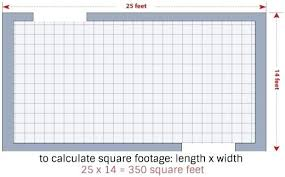 square footage calculator calculate square footage of roof how to select the right room air