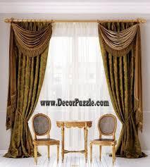 Modern Curtains Designs Modern Luxury Curtain Designs 2017 Modern Curtain Styles