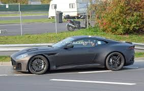 green aston martin db11 aston martin vanquish prototype looks like a db11 on steroids