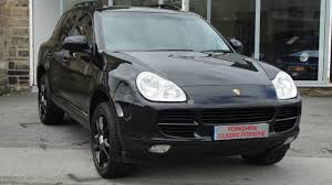 2004 Porsche Cayenne - used porsche cayenne 5dr tiptronic s for sale in leeds west