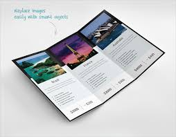 travel brochure template 3 fold ifatseaerm2017 me