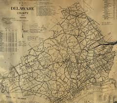 Bucks County Tax Map Welcome To Delaware County Pa History