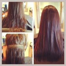 so cap hair extensions before after socap extensions created by kerri our extension