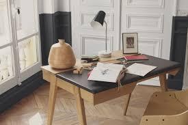 habitat bureaux bureau avec pieds compas l indispensable scandinave