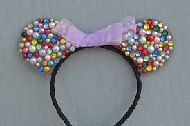 beaded headbands how to make easy handmade beaded mickey headbands for